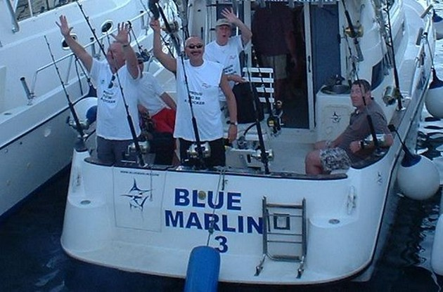 The first fishing days of 2007 were really great. Lots - Cavalier & Blue Marlin Sport Fishing Gran Canaria