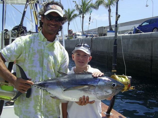 Nog meer fotos en big game nieuws op deze website. - Cavalier & Blue Marlin Sport Fishing Gran Canaria