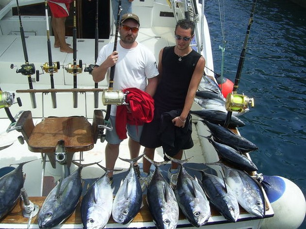 How is it possible?This morning I wrote in our Latest - Cavalier & Blue Marlin Sport Fishing Gran Canaria
