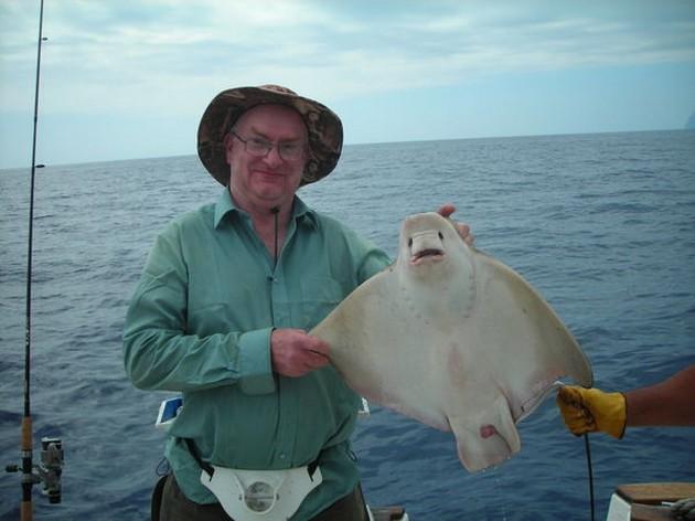 Vlissingen - 11.00 uurGOEDE VANGSTMet die 'Goede Vangst',heb - Cavalier & Blue Marlin Sport Fishing Gran Canaria