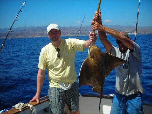 Puerto Rico - 18.30 uurPECHPech vandaag voor de sportvissers - Cavalier & Blue Marlin Sport Fishing Gran Canaria