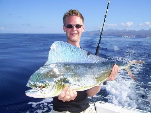 Puerto Rico - 17.45 uurNIEUW BOOT RECORDHet waren vandaag - Cavalier & Blue Marlin Sport Fishing Gran Canaria
