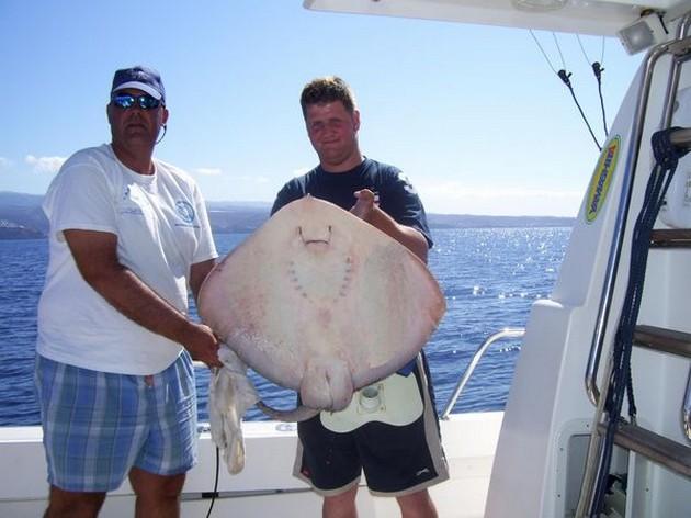 Puerto Rico - 19.00 uurVOLOP ACTIEVandaag een visdag - Cavalier & Blue Marlin Sport Fishing Gran Canaria