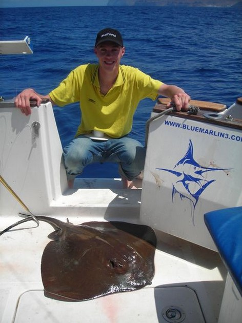 Puerto Rico - 22.00 uurRUSTIGE DAGVandaag een rustige - Cavalier & Blue Marlin Sport Fishing Gran Canaria