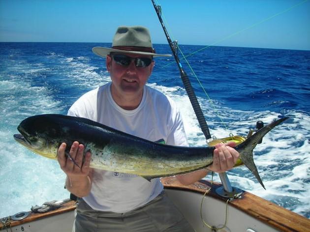 Puerto Rico - 23.00 uurOPNIEUW DORADOOok vandaag, 28/06, - Cavalier & Blue Marlin Sport Fishing Gran Canaria