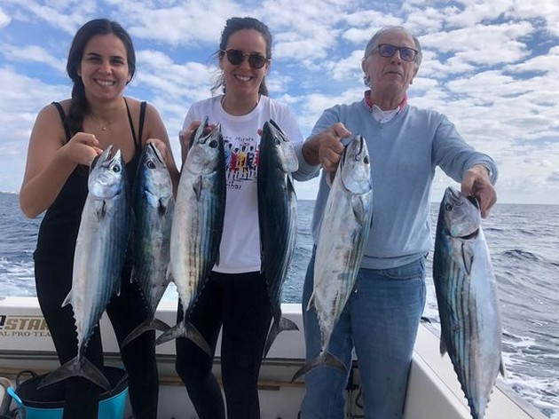 Nog 1 dag - Cavalier & Blue Marlin Sport Fishing Gran Canaria