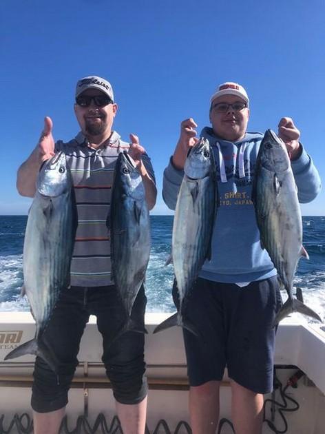 De Laatste Dag ! - Cavalier & Blue Marlin Sport Fishing Gran Canaria