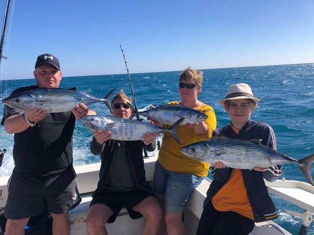 Goeie Start - Cavalier & Blue Marlin Sport Fishing Gran Canaria
