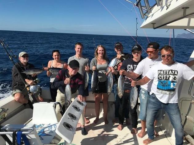 Nu of Nooit ! - Cavalier & Blue Marlin Sport Fishing Gran Canaria