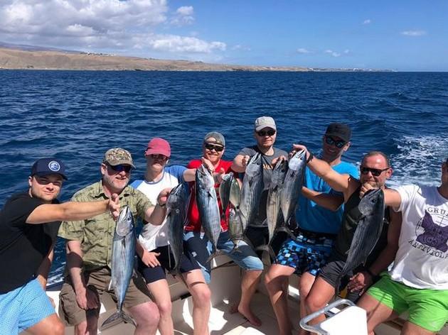 Barracuda /Bonito - Cavalier & Blue Marlin Sport Fishing Gran Canaria
