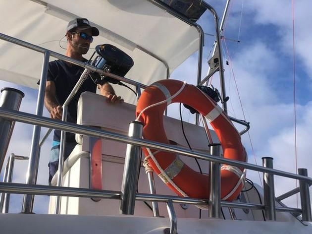 Slepend vissen - Cavalier & Blue Marlin Sport Fishing Gran Canaria