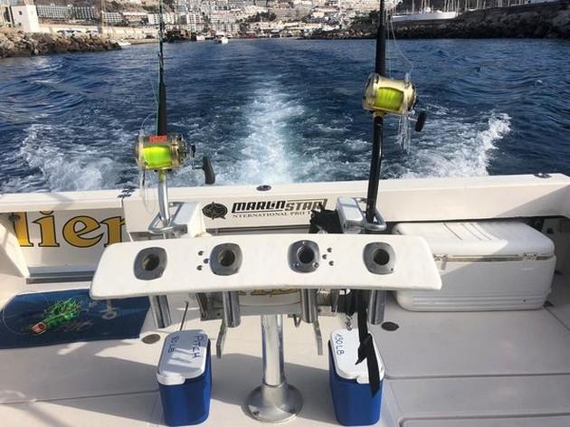 Rustig - Cavalier & Blue Marlin Sport Fishing Gran Canaria
