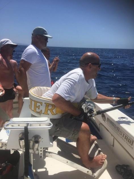 2 Blue Marlin - Cavalier & Blue Marlin Sport Fishing Gran Canaria