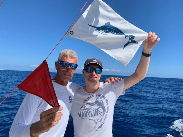 Mogán Tournement - Cavalier & Blue Marlin Sport Fishing Gran Canaria