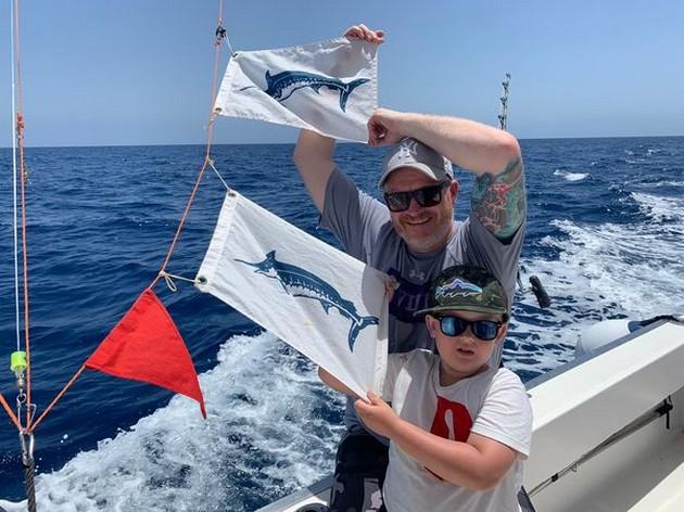 300 & 500 lbs - Cavalier & Blue Marlin Sport Fishing Gran Canaria