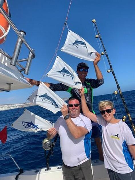 Last Minute - Cavalier & Blue Marlin Sport Fishing Gran Canaria