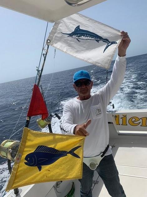 Marlin, Tuna, Dorado - Cavalier & Blue Marlin Sport Fishing Gran Canaria