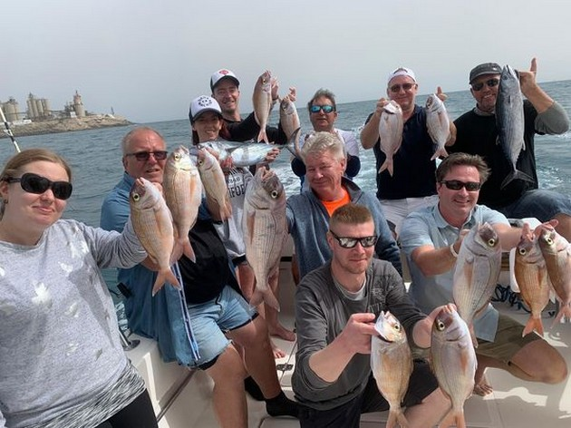 Amazing week - Cavalier & Blue Marlin Sport Fishing Gran Canaria
