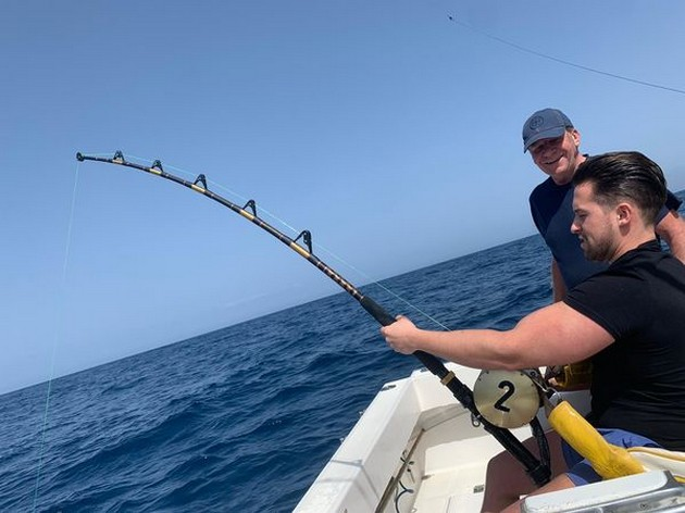 1st Bluefin Tuna - Cavalier & Blue Marlin Sport Fishing Gran Canaria