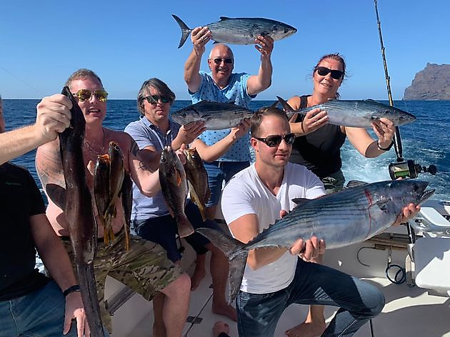 Nieuwe website - Cavalier & Blue Marlin Sport Fishing Gran Canaria