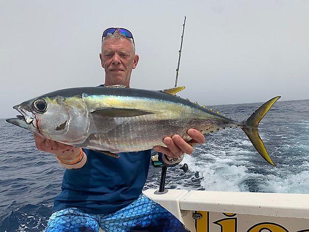 Corona Cup 2020 - 1st visdag - Cavalier & Blue Marlin Sport Fishing Gran Canaria