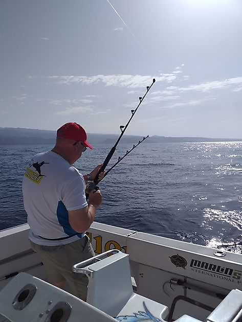 Malo Suerte - Cavalier & Blue Marlin Sport Fishing Gran Canaria
