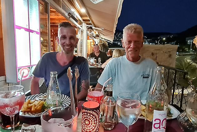 Thanks guys - Cavalier & Blue Marlin Sport Fishing Gran Canaria