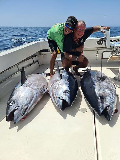 Gefeliciteerd Klaas! - Cavalier & Blue Marlin Sport Fishing Gran Canaria