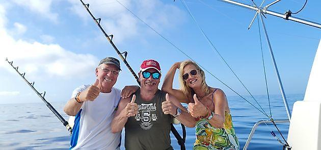 Bedankt Peter - Cavalier & Blue Marlin Sport Fishing Gran Canaria