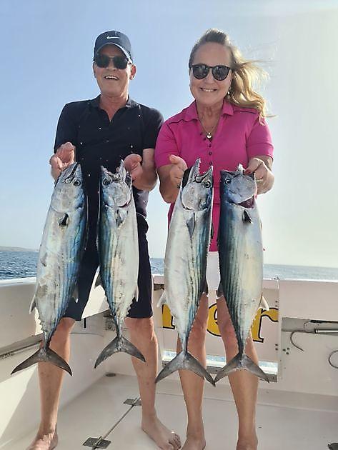 Hartelijk Gefeliciteerd - Cavalier & Blue Marlin Sport Fishing Gran Canaria