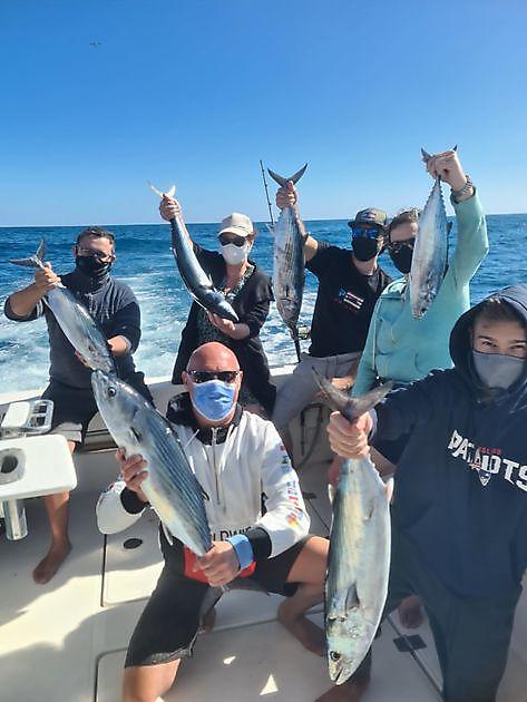 Willkommen an Bord - Cavalier & Blue Marlin Sportfischen Gran Canaria