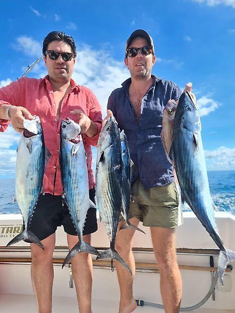 Schlepp Angeln & Grundfischen - Cavalier & Blue Marlin Sportfischen Gran Canaria