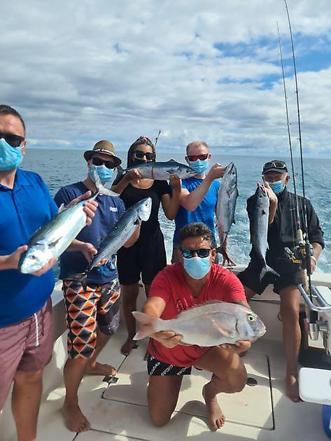 Gut gemacht - Cavalier & Blue Marlin Sportfischen Gran Canaria