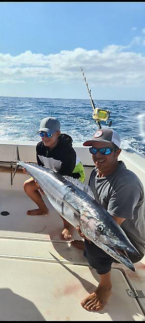 Wahoo - Cavalier & Blue Marlin Sport Fishing Gran Canaria