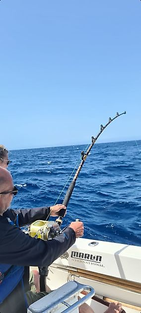 Doble Strike Bluefin Tuna - Cavalier & Blue Marlin Sport Fishing Gran Canaria