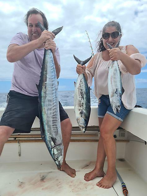Wahoo - Pesca Deportiva Cavalier & Blue Marlin Gran Canaria