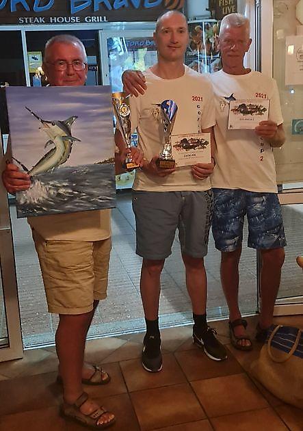 Corona World Cup 2021 - Pesca Deportiva Cavalier & Blue Marlin Gran Canaria