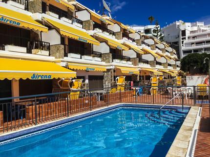 Appartement à louer Puerto Rico - Cavalier & Blue Marlin Sport Fishing Gran Canaria