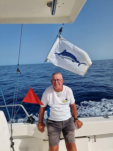 Cavalier termina en quinto lugar. - Pesca Deportiva Cavalier & Blue Marlin Gran Canaria