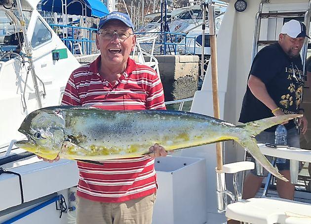 Dorado - Cavalier & Blue Marlin Sport Fishing Gran Canaria