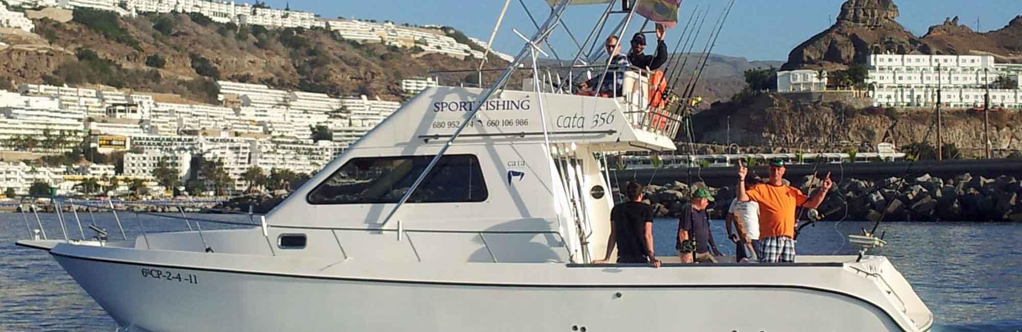 - Cavalier & Blue Marlin Sport Fishing Gran Canaria
