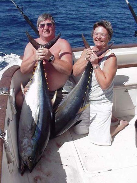 atún rojo Pesca Deportiva Cavalier & Blue Marlin Gran Canaria