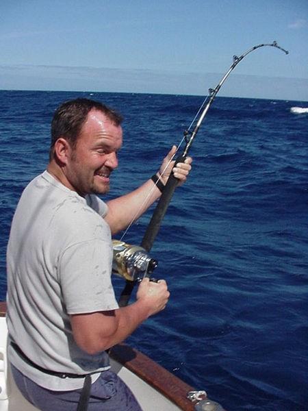 19/03 hooked up Cavalier & Blue Marlin Sport Fishing Gran Canaria