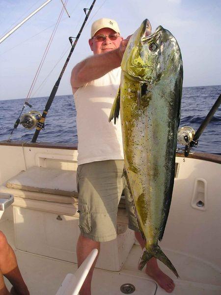 05/09 dorado Cavalier & Blue Marlin Sport Fishing Gran Canaria