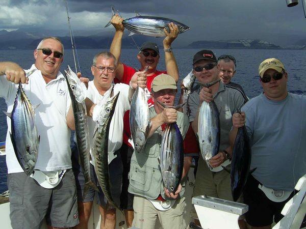16/11 hooked up Cavalier & Blue Marlin Sport Fishing Gran Canaria