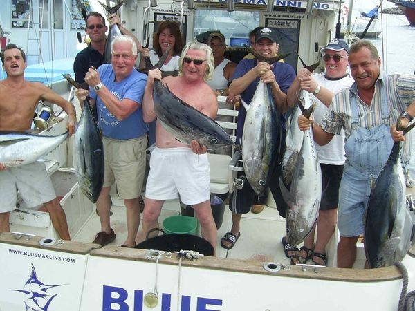 17/02 big eye tuna Cavalier & Blue Marlin Sport Fishing Gran Canaria