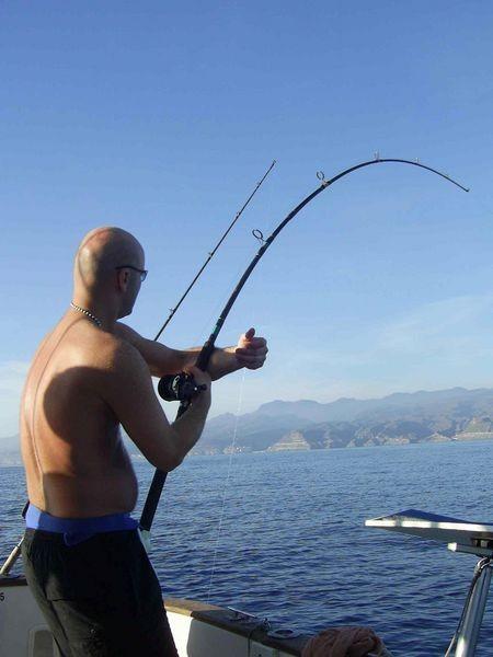 25/03 hooked up Cavalier & Blue Marlin Sport Fishing Gran Canaria