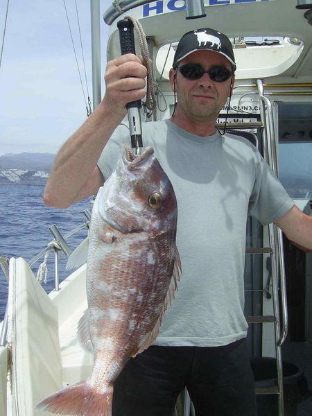 17/04 red snapper Cavalier & Blue Marlin Sport Fishing Gran Canaria