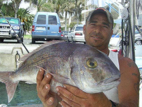 22/04 red snapper Cavalier & Blue Marlin Sport Fishing Gran Canaria