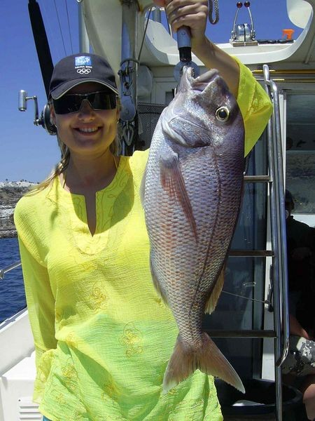 07/05 red snapper Cavalier & Blue Marlin Sport Fishing Gran Canaria